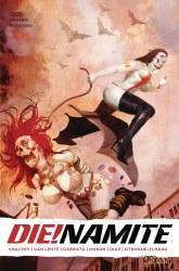 DieNamite #5 Cover F Variant Arthur Suydam Homage Zombie Cover