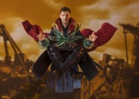 Avengers Infinity War Doctor Strange on Titan S.H.Figuarts Action Figure