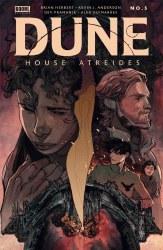 Dune House Atreides #5 (Of 12)