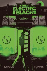 Electric Black #1 Cover D 2nd Print LIMIT ONE PER PERSON