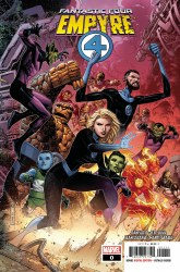 Empyre Fantastic Four #0 Cover A Jim Cheung Main Cover