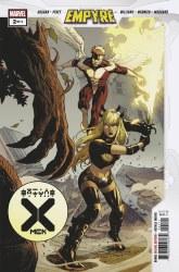 Empyre X-Men #2 (of 4) Cover A Stephen Segovia Main Cover