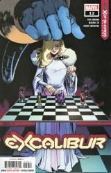 Excalibur Vol 4 #12 (X Of Swords Prelude)