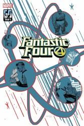 Fantastic Four Life Story #2 (of 6) Cover A Regular Daniel Acuna Cover