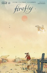 Firefly #27 Cover A Regular Bengal Cover
