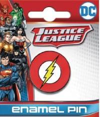 Dc Comics Flash Enamel Pin
