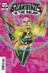 Guardians Of The Galaxy Vol 6 #15 Cover B Variant Phil Jimenez Pride Month Cover