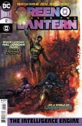 Green Lantern Vol 6 Season 2 #12 (of 12) Cover A Regular Liam Sharp Cover