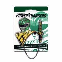 Power Rangers Green Ranger Enamel Pin