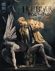 Hellblazer: Rise And Fall #1 Cover B Lee Bermejo Variant Cover