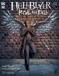 Hellblazer: Rise And Fall #1 Cover A Darick Robertson Main Cover