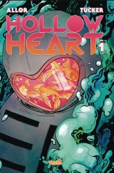 Hollow Heart #1 Cover C Variant Jen Hickman Cover