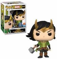POP! Marvel Loki FCBD 2020 PX Exclusive Funko Pop #615
