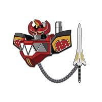 Power Rangers Megazord Enamel Pin