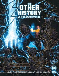 The Other History Of The DC Universe #1 Cover B Variant Jamal Campbell Cover