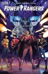 Power Rangers #1 Cover Q 3rd Ptg