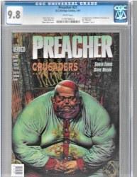 Preacher #21 CGC 9.8