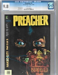 Preacher #7 CGC 9.8