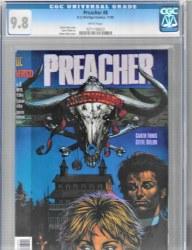 Preacher #8 CGC 9.8