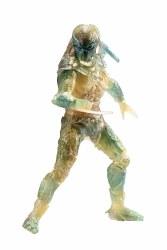 Predators Active Camouflage Tracker Predator PX Exclusive 1/18th Scale Action Figure