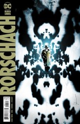 RORSCHACH #3 COVER B JOCK VARIANT COVER