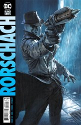 Rorschach #6 (of 12) Cover B Variant Gabriele Dell Otto Cover