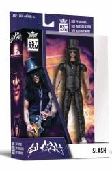 "BST AXN Guns 'N Roses Slash 5"" Action Figure"