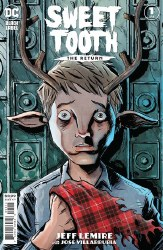 SWEET TOOTH THE RETURN #1 (OF 6) COVER A JEFF LEMIRE MAIN COVER (MR)