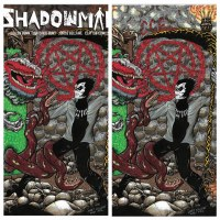 Shadowman Vol 6 #1 Cary Vallery Circle City Comics Exclusive Trade Dress & Undressed Variant Set