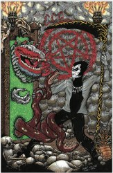 Shadowman Vol 6 #1 Cover N Cary Vallery Circle City Comics Exclusive Undressed Variant