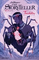 Jim Hensons Storyteller Tricksters #1 (of 4) Cover B Variant Dani Pendergast Cover