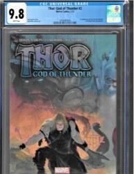 Thor God Of Thunder #2 CGC 9.8
