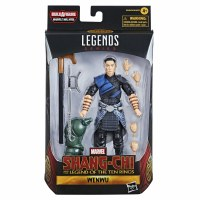 """Marvel Legends SHang-Chi And The Legend Of The Ten Rings Wenwu 6"""" Action Figure"""
