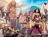 Wonder Woman Vol 5 #770 Cover B Variant Travis Moore Wraparound Cover
