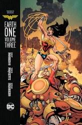 Wonder Woman Earth One Hc V3
