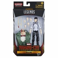 """Marvel Lagends Shang-Chi And The Legend Of The Ten Rings Xialing 6"""" Action Figure"""