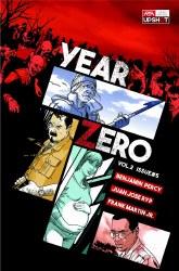 Year Zero Vol 2 #5 (of 5) Cover B Variant Ramon Rosanas Cover