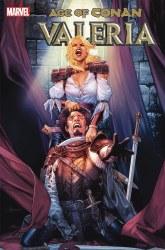 Age Of Conan Valeria #5 (Of 5)