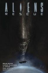 Aliens Rescue Trade Paperback