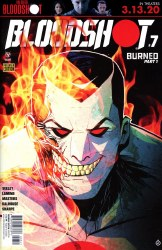 Bloodshot Vol 4 #7 Cover D Variant Pre-Order Edition