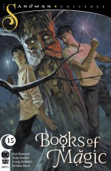 Books Of Magic Vol 3 #15 - Rated MR - Ages 17+