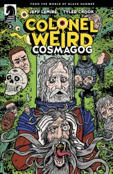 Colonel Weird Cosmagog #2 (Of