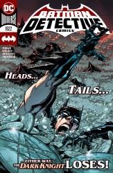 Detective Comics #1022 Cover A Brad Walker Main Cover