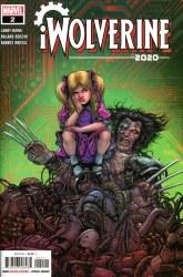 2020 iWolverine #2 (of 2) Cover A Regular Juan Jose Ryp Cover