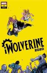 2020 iWolverine #2 (of 2) Cover B Variant Daniel Warren Johnson Cover