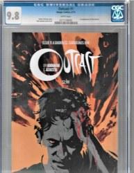 Outcast By Kirkman & Azaceta #1 CGC 9.8