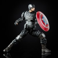 """Avengers Legends Video Game 6"""" Stealth Captain America Action Figure"""