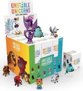 TeeTurtle Unstable Unicorns Blind Mystery Box Figurine