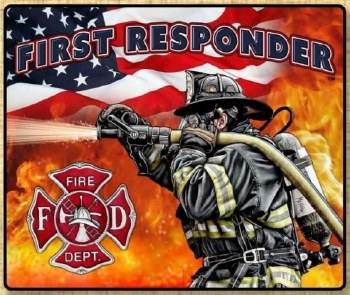 Firefighter First Responder