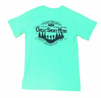 Comfort Colors Burly Mountain T-Shirt